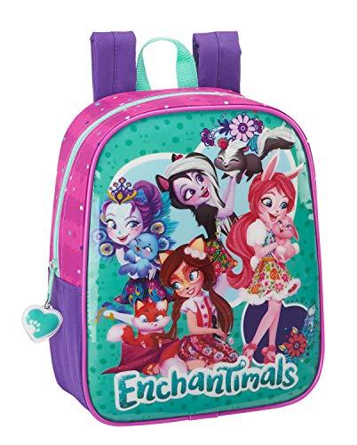 Safta Mochila EnchantimalsOficial Mochila Infantil 220x100x270mm