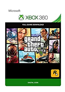 GTA V  [Xbox 360 - Download Code] (B01G2M27FA) | Amazon price tracker / tracking, Amazon price history charts, Amazon price watches, Amazon price drop alerts