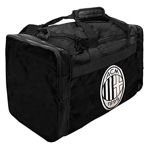AC Milan Ufficiale Di Calcio Regalo Lamina Stampa Sportivo Kit Borsa Sacca da viaggio