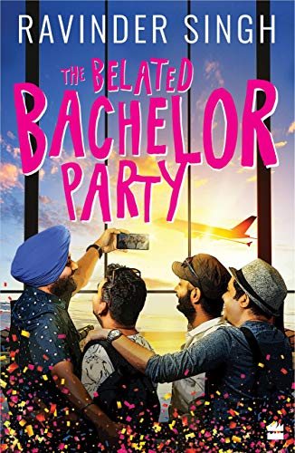 Book review: The Belated Bachelor Party