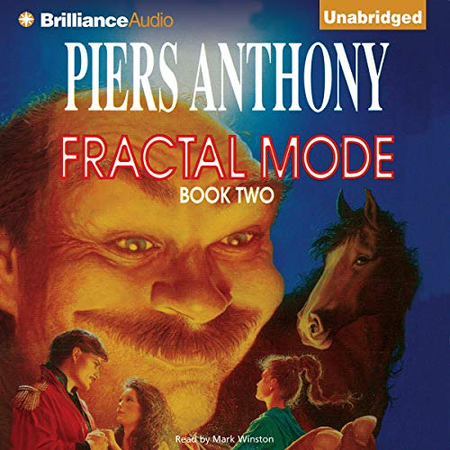 Fractal Mode audiobook cover art
