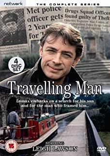 Travelling Man - Complete Series - 4-DVD Set
