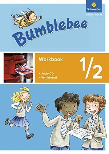 Bumblebee 1 / 2. Workbook mit Pupil's Audio-CD: Ausgabe 2015