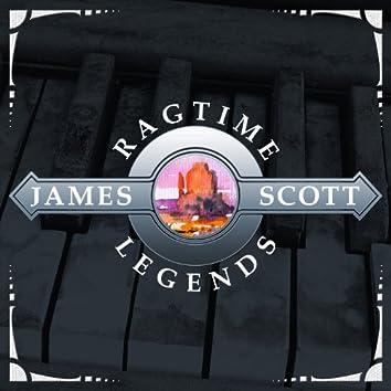 Ragtime Legends (James Scott)