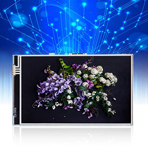 Pantalla táctil resistiva táctil, Pantalla de retroiluminación LED para Frambuesa, monitoreo para Notebook Home Office