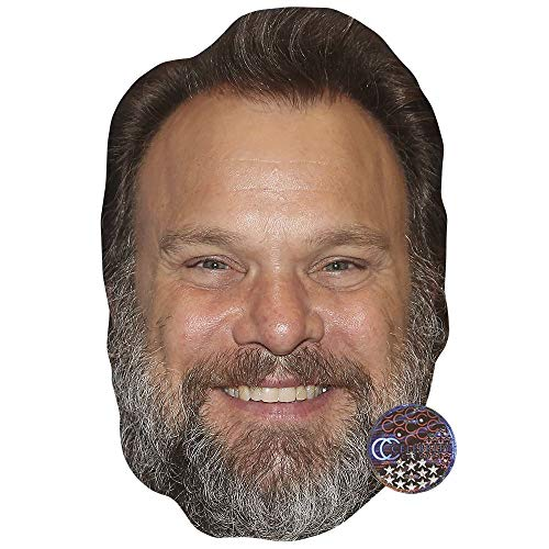 Celebrity Cutouts Norbert Leo Butz Big Head.
