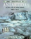 Libro Greenpeace de la Antártida, el