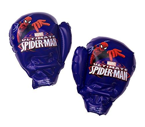 Spiderman 209910Boxhandschuhe aufblasbaren 40cm Jungen, blau