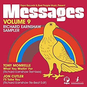 Papa Records & Reel People Music Present: Messages, Vol. 9 (Richard Earnshaw Sampler)