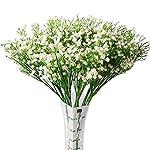 Silk Flower Arrangements Nerseki Artificial Baby Breath Gypsophila Flower Wedding Home Decor Gift