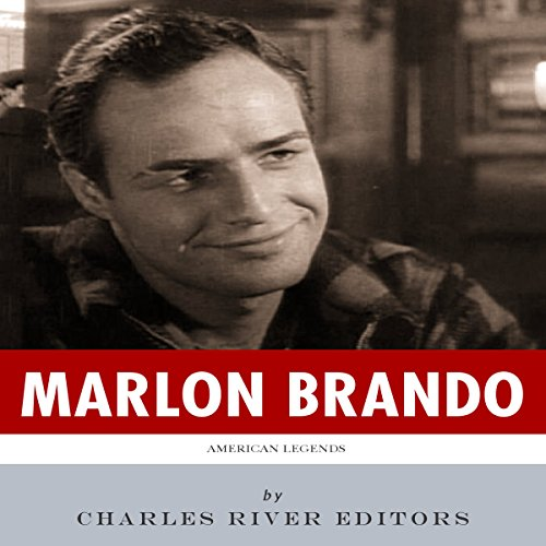 American Legends: The Life of Marlon Brando audiobook cover art