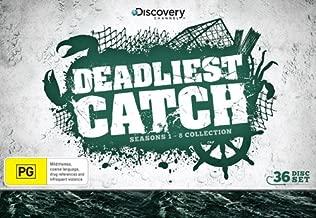 Deadliest Catch (Seasons 1-8) - 36-DVD Box Set ( Deadliest Catch: Seasons One to Eight (126 Episodes) ) [ NON-USA FORMAT, PAL, Reg.4 Import - Australia ]