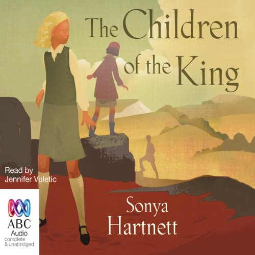 Children of the King audiobook cover art