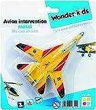 Wdk Partner Avion Metal 11CM-Assortiment/modele aleatoire, YF1703046