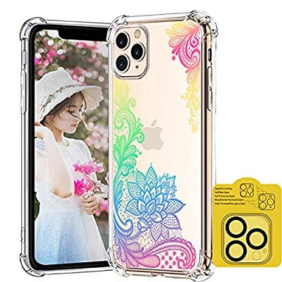 Hxxyilok for iPhone 13 Case with Camera Lens Pr...