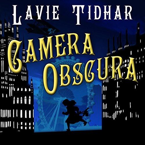 Camera Obscura audiobook cover art