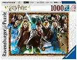 Ravensburger Puzzle Harry Potter, Puzzle 1000 piezas, Colección Fantasy, Rompecabezas Ravensburger de Alta Calidad, Harry Potter, Edad Recomendada 12+
