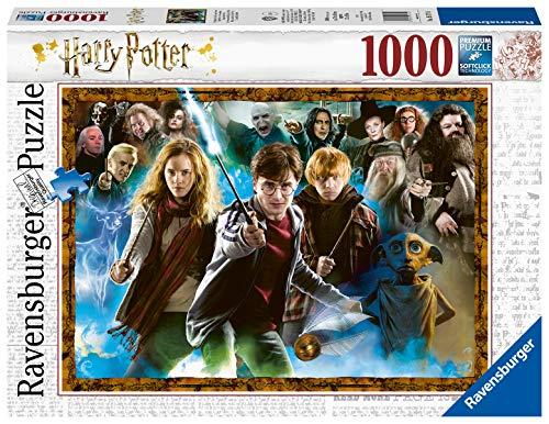 Ravensburger Puzzle 15171 - Der Zauberschüler Harry Potter - 1000 Teile Puzzle für Erwachsene und Kinder ab 14 Jahren, Harry Potter Fanartikel