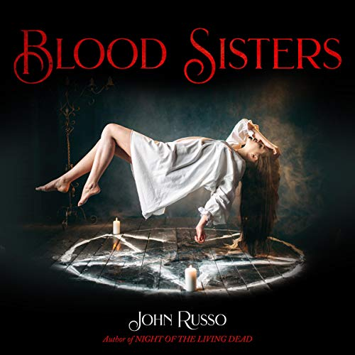 Bloodsisters audiobook cover art
