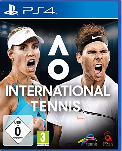 AO International Tennis Standard Playstation 4