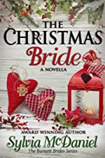The Christmas Bride: Western Historical Christmas Romance (The Burnett Brides Book 4)