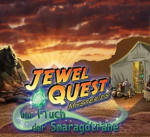 Jewel Quest Mysteries: Der Fluch der Smaragdträne [Download]