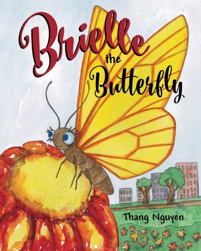 Brielle the Butterfly