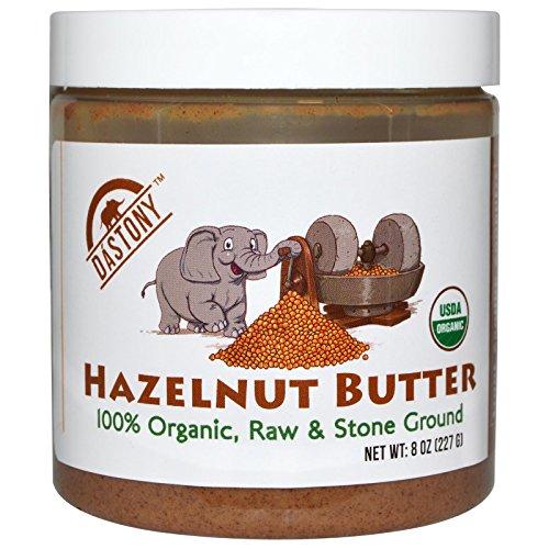 Dastony, Hazelnut Butter organic, 8 Ounce