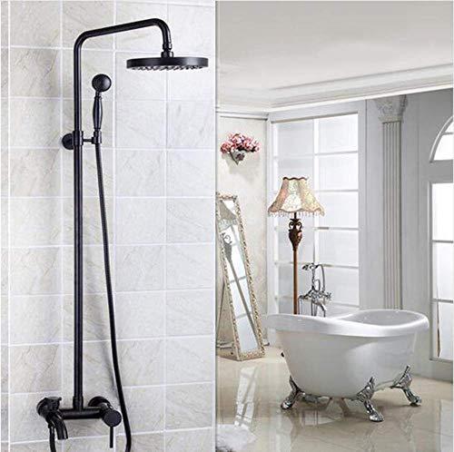 badewanne Shower Head Shower Set Wall-Mounted Faucet 8 Inch Portable Shower Head Bathroom Best Gift
