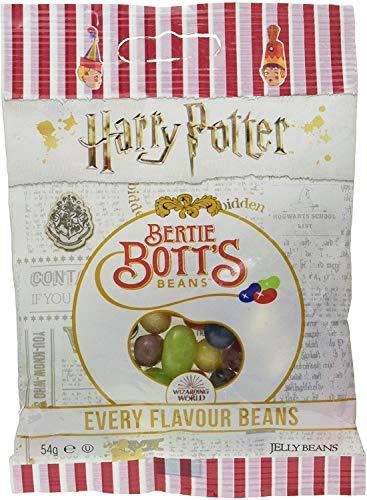 Jelly Belly Harry PotterCaramelos Sabores Especiales Bertie Botts, 54 Gramos