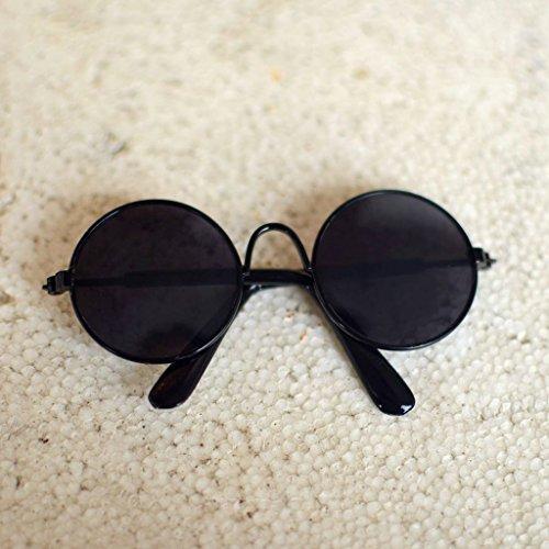 ATATMOUNT Puppe Coole Brille Haustier Sonnenbrille Für BJD Blyth American Grils Spielzeug Foto Requisiten
