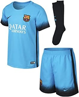 Nike Little Boys Barcelona Kits [LT Current Blue]
