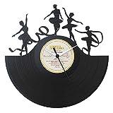 Reloj Bailarina, ballet, danza, regalo especial, reloj de vi