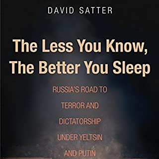 The Less You Know, the Better You Sleep cover art