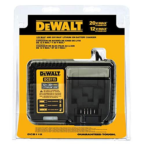 DEWALT Carregador de Baterias 12V DCB115-B2