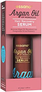 Essano Argan 'Anti-Frizz' Hair Recovery Serum, 50ml