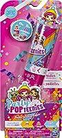 Party Popteenies - 6044093 - Mini poupée - Double Crackers Surprise(1 Poupée,2 Surprises) - Modèle Aléatoire