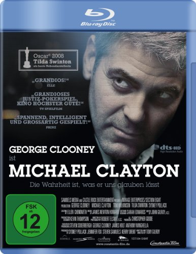 Michael Clayton [Blu-ray] [Import allemand]