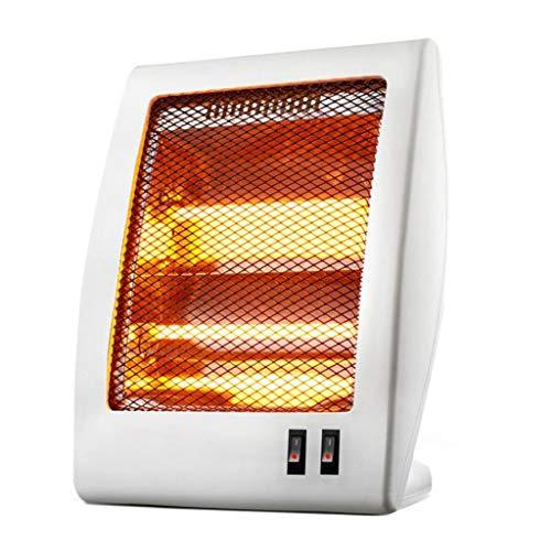 LTLJX Calefactores y Radiadores Halógenos de Barras, Calentador con 2 configuraciones de Calor Protección Sobrecalentamiento Antivuelco 400W/800W
