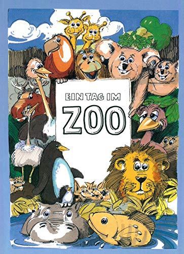 Personalisiertes Kinderbuch mit Zoo-Geschichte