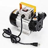 Electric Fuel Pumps 110V AC 16GPM Self-priming Diesel Kerosene Oil Fuel Transfer Extractor Pump 550W