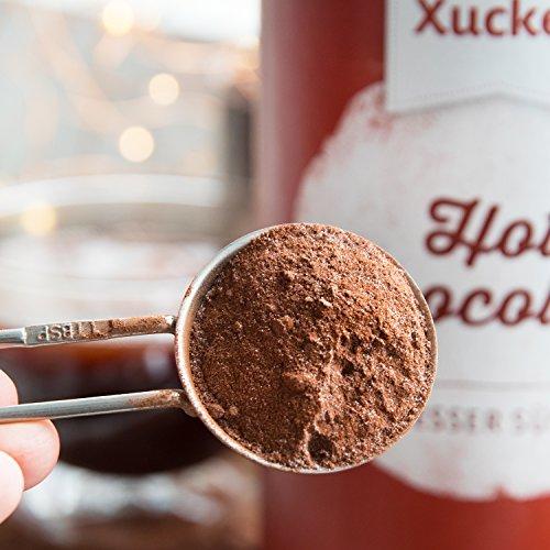 Xucker Trink-Schokolade nur mit Xylit 750 g - 6