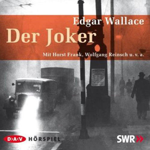Der Joker audiobook cover art