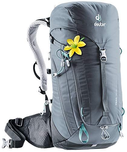 Deuter Women's Trail 20 SL Rucksack, Graphite-Black, 54 x 28 x 18 cm, 20 L