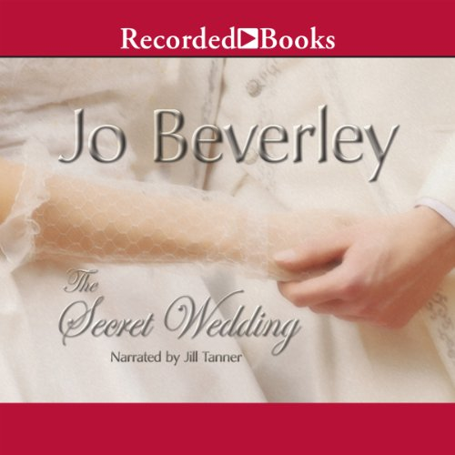 The Secret Wedding audiobook cover art