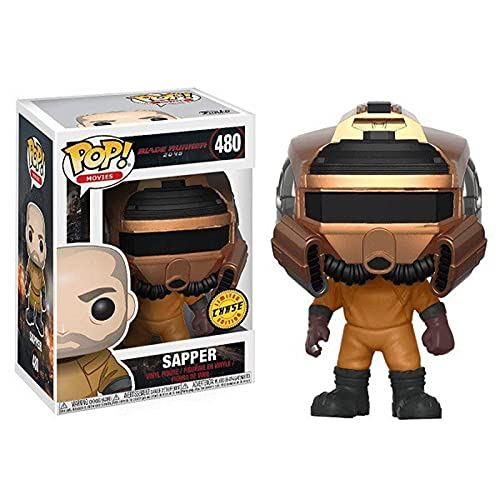 Jokoy Funko Pop Movies : 2049 Blade Runner- Sapper (Special Edition) 3.75inch Vinyl Gift for Movies Fans Chibi