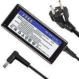 FSKE 65W 19.5V 3.34A LA65NS2-01 450-AECL 450-AECO MGJN9 43NY4 Cargador de Laptop para DELL Inspiron 15 5000 3000 5559 5568 AC Adaptador, Notebook EUR Power Supply, 4.5 * 3.0mm