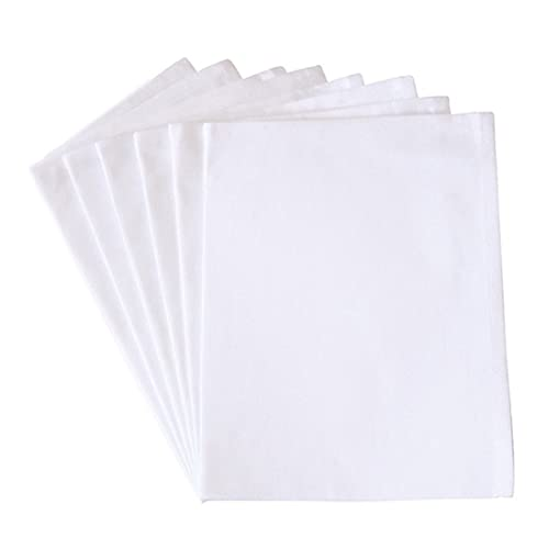 White Dish Towels: Amazon.com