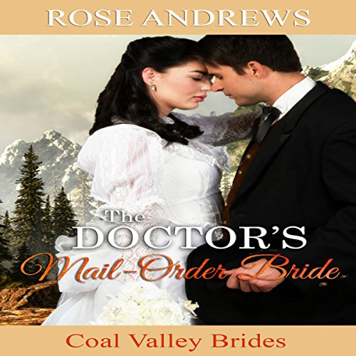The Doctor's Mail-Order Bride audiobook cover art