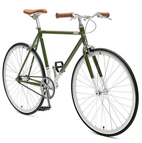 Critical Cycles Harper Single-Speed Fixed-Gear Urban...